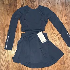 NWT Lululemon Runnin Pretty Dress